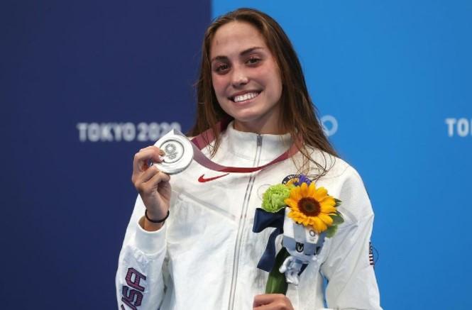 Emma Weyant Olympics