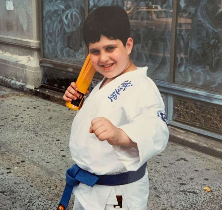 Josh Peck young
