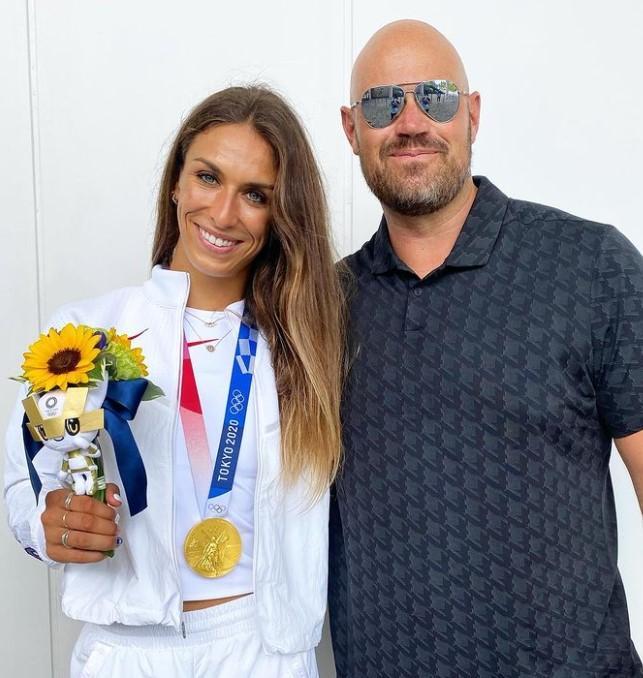 Valarie Allman Olympics