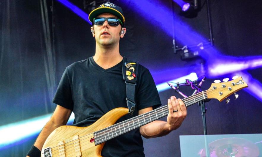Rockstar Bassist, Ryan Stasik