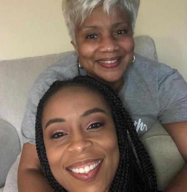Shontel Brown mother
