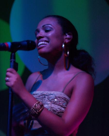 American singer and songwriter, Nicole Hurst