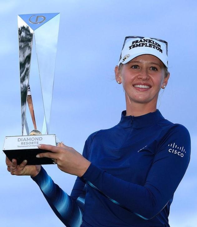 Jessica Korda LPGA