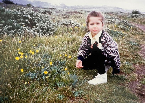 Sophia Bush During Her Childhood Days