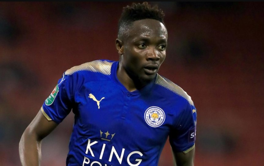 Ahmed Musa Leicester