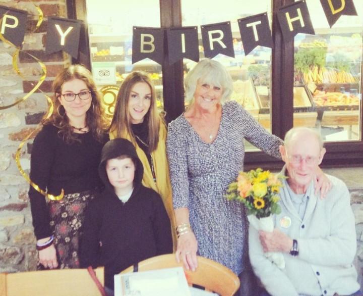 Nikki Grahame family