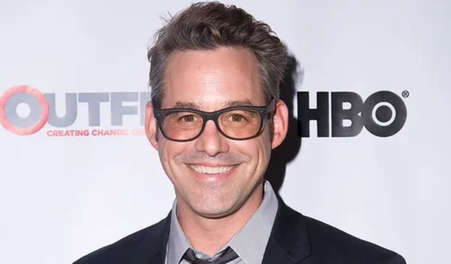American writer and actor, Nicholas Brendon