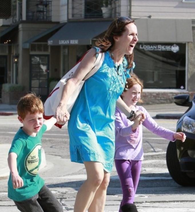 Molly Shannon kids