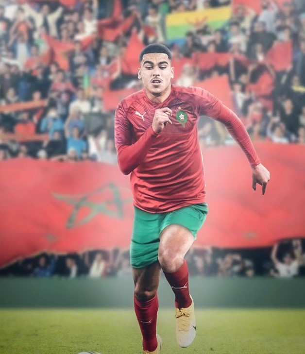 Zakaria Aboukhlal Morocco