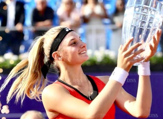 Dayana Yastremska Tennis
