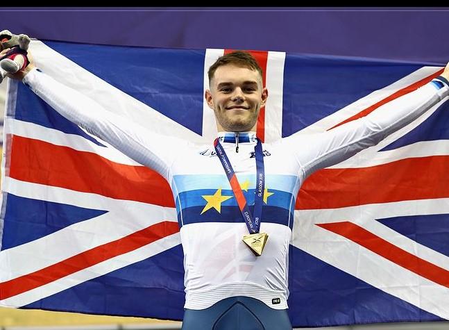 Matthew Walls European Champion
