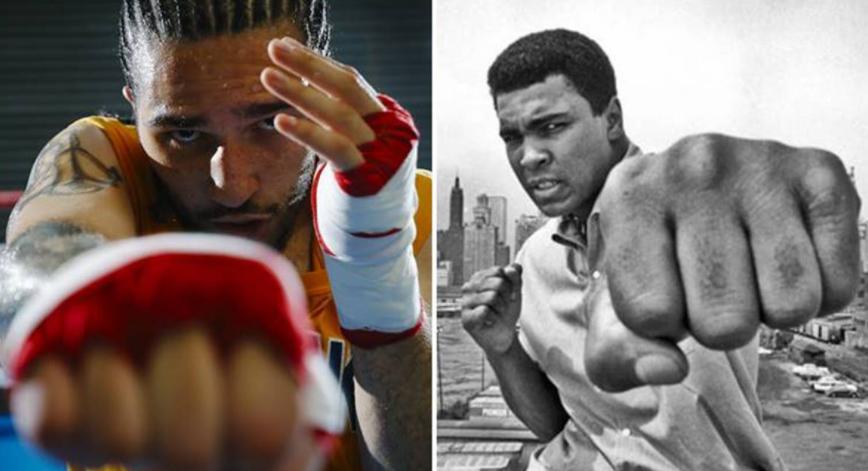 Muhammad Ali's Grandson, Nico Ali Walsh