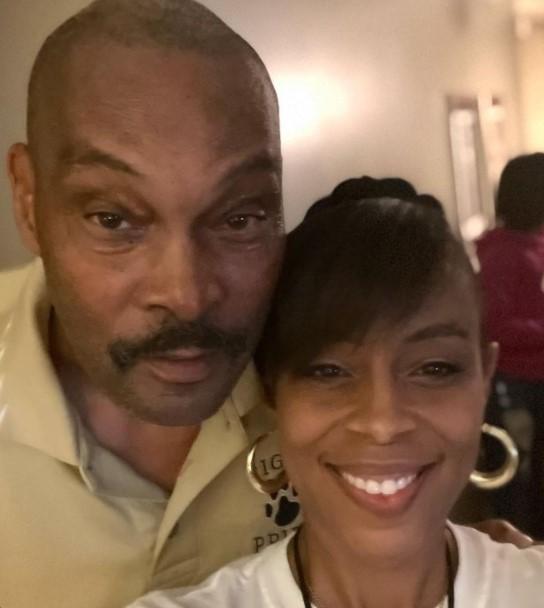 Shontel Brown father