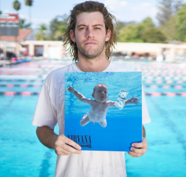 Spencer Elden was the baby from the Nevermind cover