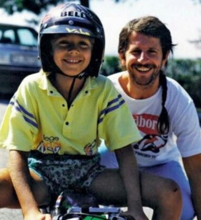 Valentino Rossi father