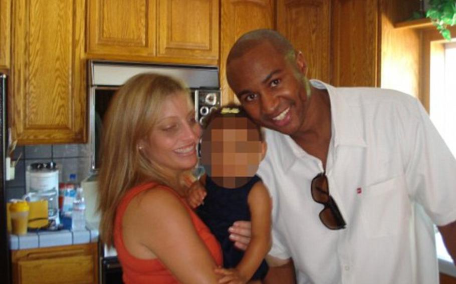 Lamont and wife Kimberly