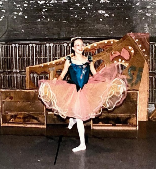Sutton Stracke was a ballet dancer