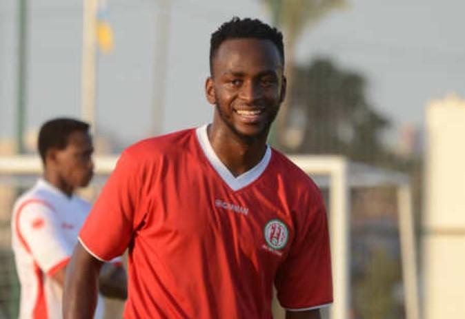 Saido Berahino Burundi