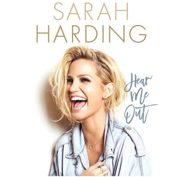 Sarah Harding Memoir 'Hear Me Out' which was released in 2021