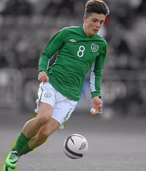 Jack Grealish Ireland