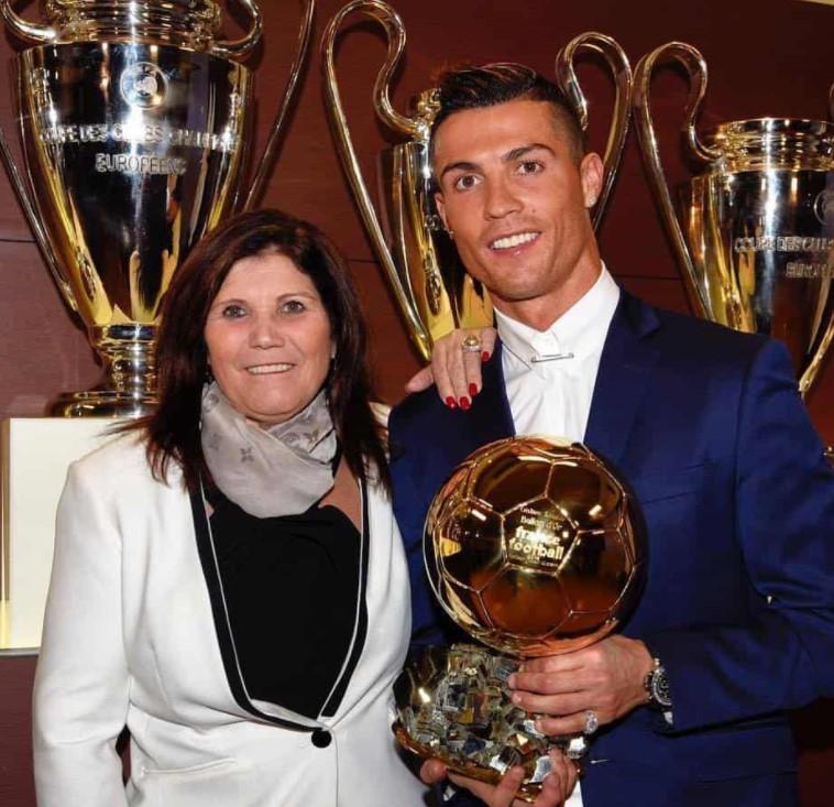 Dolores Aveiro Cristiano Ronaldo
