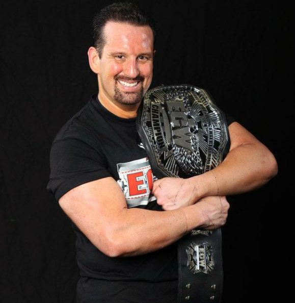 Tommy Dreamer's real name is Thomas James Laughlin