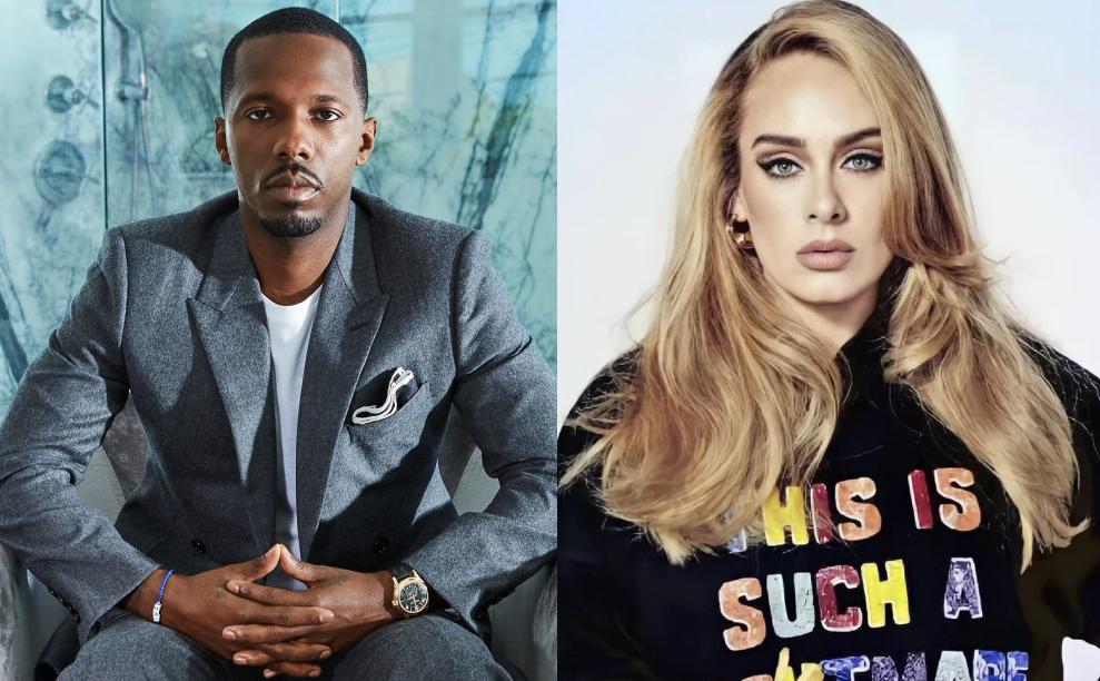 Rich Paul's New Girlfriend, Adele