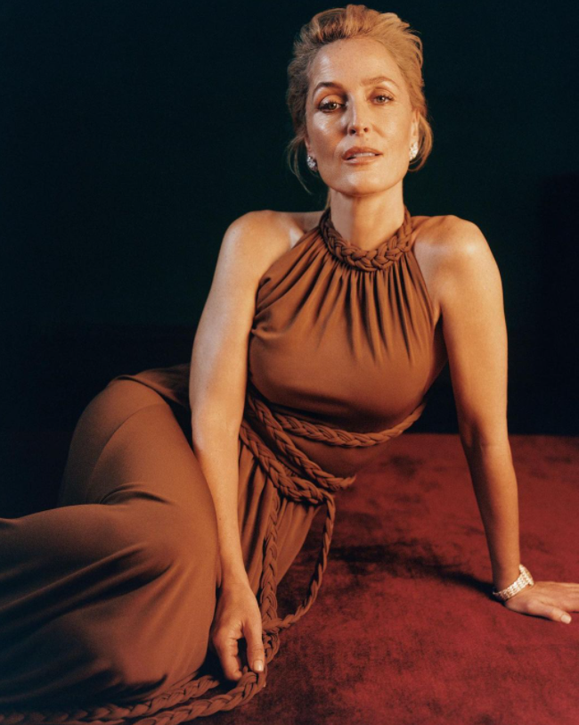 American Actress, Gillian Anderson