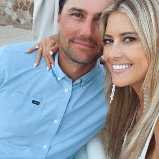 Christina Haack is Engaged to Joshua Hall