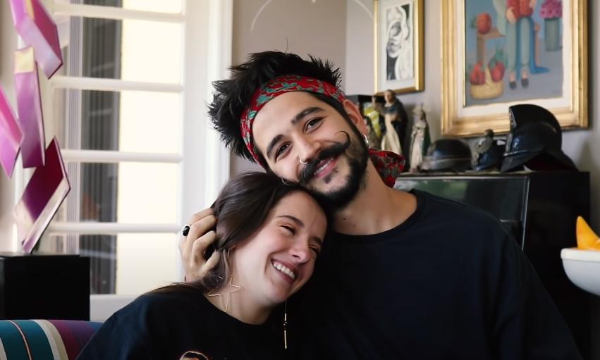 Evaluna and camilo