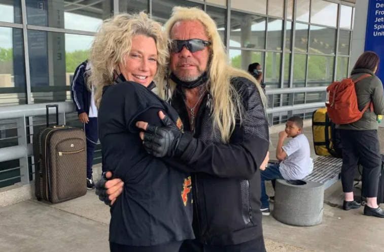 Duane Chapman and Francie Frane married on 2nd September 2021