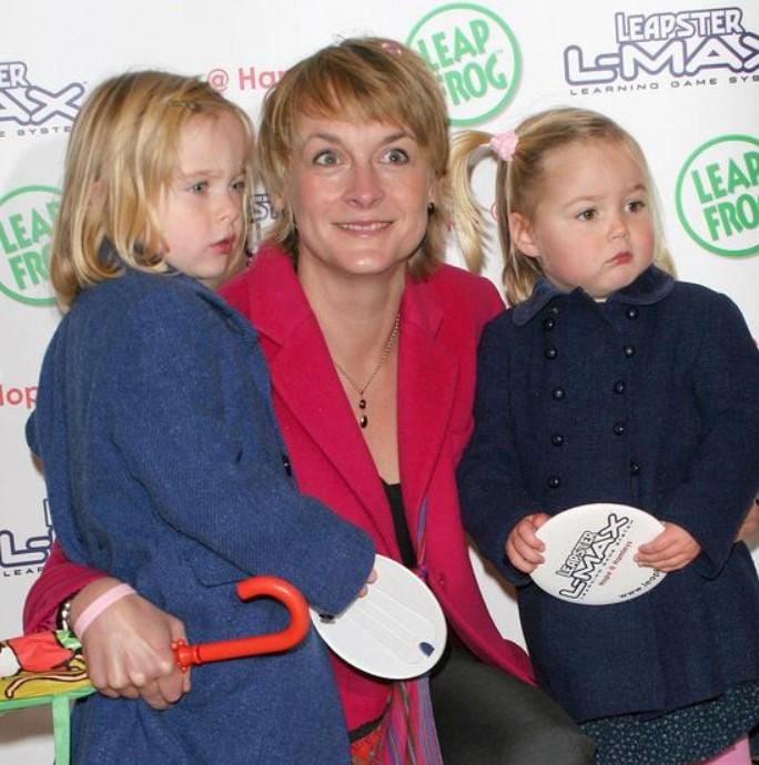 Louise Minchin kids