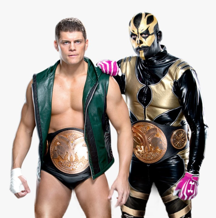 Cody Rhodes brother