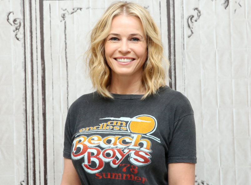 American Actress, Comedian, TV host, and Writer, Chelsea Handler