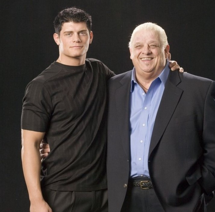 Cody Rhodes father