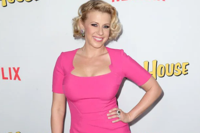 American actress and TV personality, Jodie Sweetin