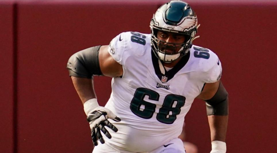 Jordan Mailata, American football offensive tackle for the Philadelphia Eagles