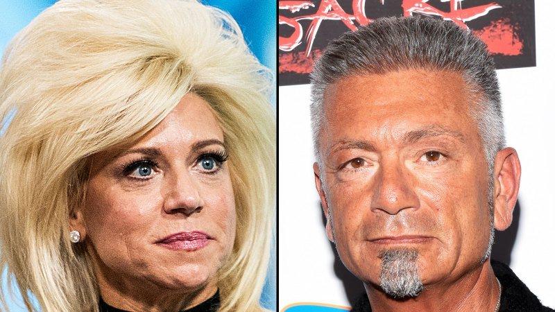 Larry Caputo and ex-wife Theresa
