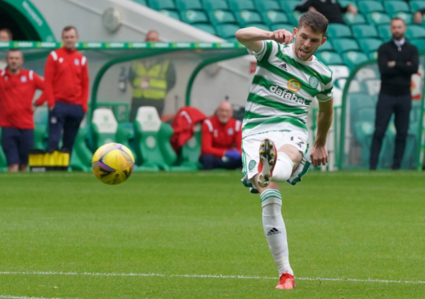 Ryan Christie plays with Bournemouth as a midfielder