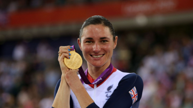 Sarah Storey becomes Great Britain's joint most successful Paralympian with 16th gold