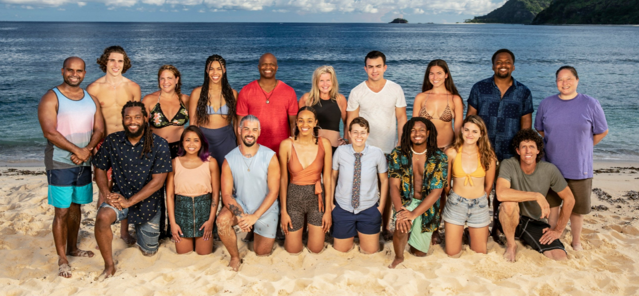Sydney Segal is included on the show 'Survivor 41' among 18 contestant