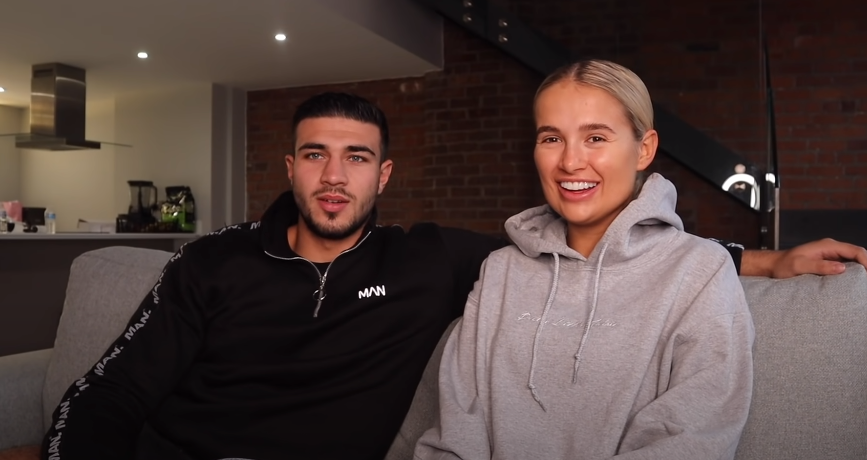 Tommy Fury and Molly