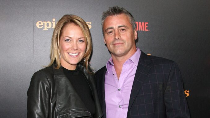 The Untold Truth Of Matt LeBlanc's Ex-Wife