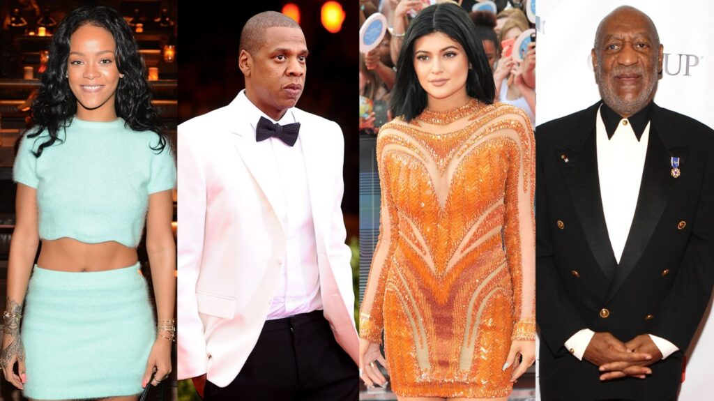 7 Celebrities Who Dropped Out of College