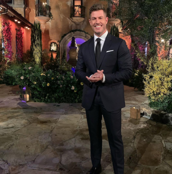 Jesse Palmer is officially signed on for Season 26 of 'The Bachelor', which will air in 2022