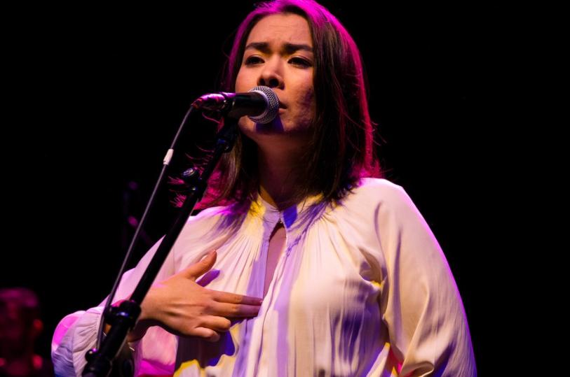 Mitsuki Laycock, Japanese-American singer and songwriter