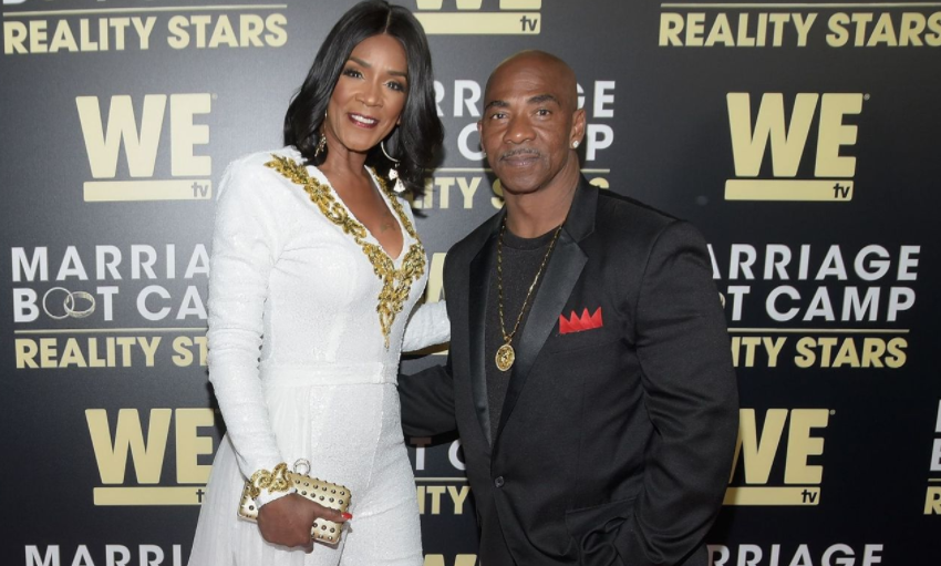 Momma Dee and Ernest
